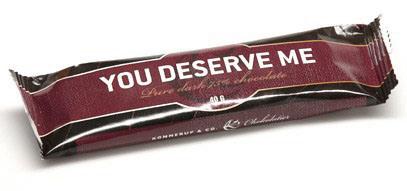 Konnerup & Co. Chocolatier: You deserve me