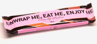Konnerup & Co. Chocolatier: Unwrap me, eat me, enjoy me