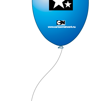 Cartoon Network balloon