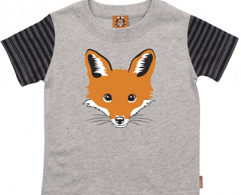 PSST t-shirt Forest Animal: fox