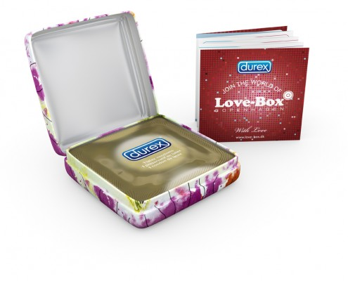 Fleeling: Love-Box by Durex, collection 2