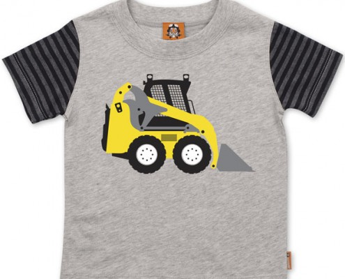 PSST t-shirt Machines: bobcat