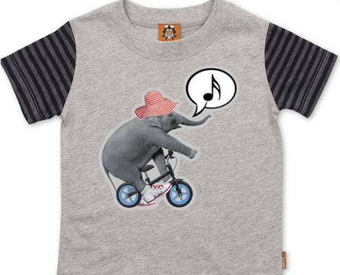 PSST t-shirt Song: Elephant