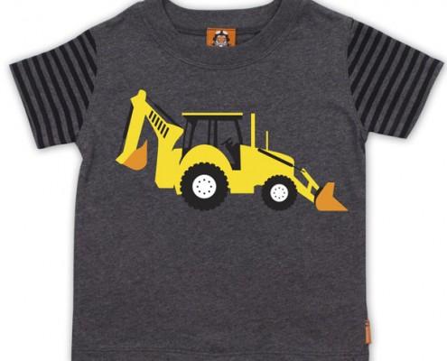PSST t-shirt excavator