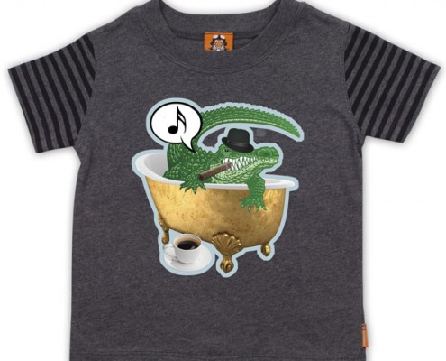 PSST t-shirt Song: Crocodile